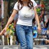 街中で見つけた着衣巨乳おっぱいの素人娘を盗撮した街撮りエロ画像